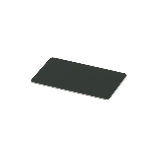 Kulörprov aluminium firgrön RAL 6009