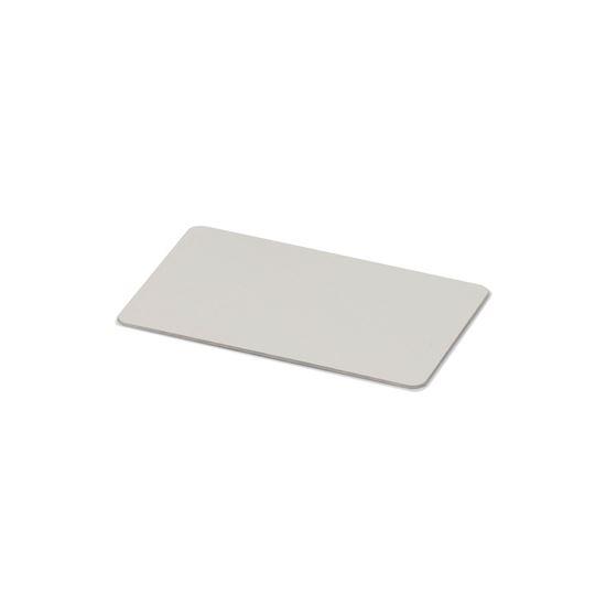 Kulörprov alumium klar vit NCS S 0500-N