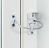 Bild på Barnskyddande spärranordning till fönster och altandörr, Fix 184, vit
