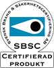 SBSC Certifierad Produkt